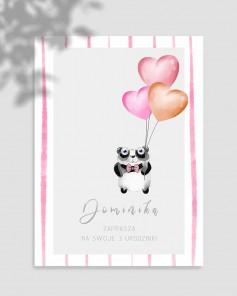 BIRTHDAY INVITATIONS U01-003