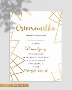 18TH BIRTHDAY INVITATIONS...
