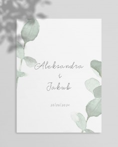 WEDDING INVITATIONS M01-004