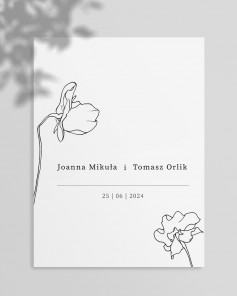 WEDDING INVITATIONS M02-005