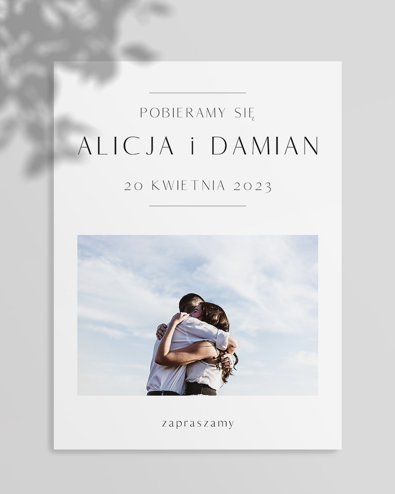 WEDDING INVITATIONS M03-003