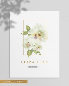 WEDDING INVITATIONS M01-011