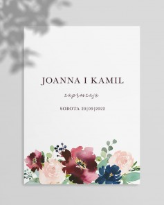 WEDDING INVITATIONS M01-010