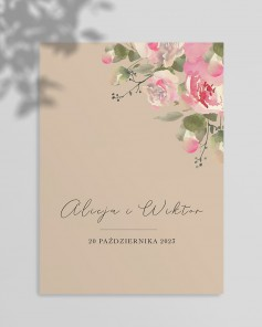 WEDDING INVITATIONS M01-013