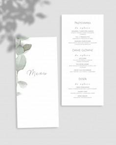 MENU CARDS M01-004