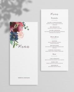 MENU CARDS M01-010