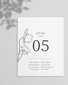 KARTA GOŚCI M02-005