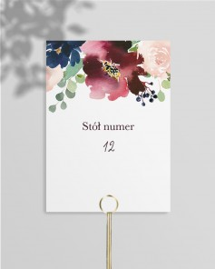 TABLE NUMBERS M01-010