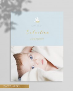 INVITATIONS TO BAPTISM OF...