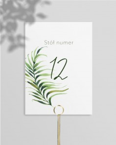 TABLE NUMBERS M02-004