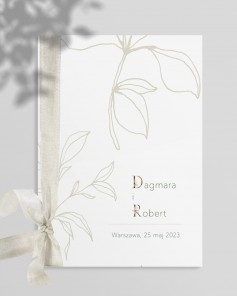 WEDDING INVITATIONS M02-003