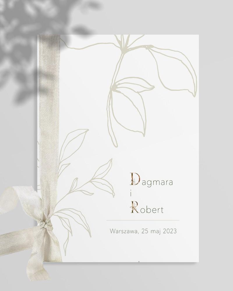 WEDDING INVITATIONS M02-003