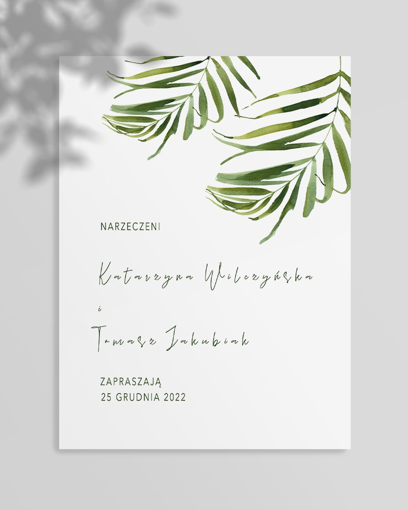 WEDDING INVITATIONS M02-004