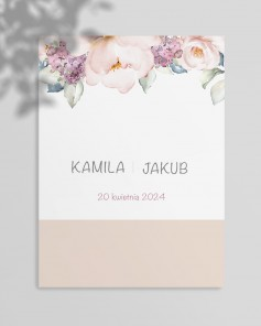 WEDDING INVITATIONS M01-016