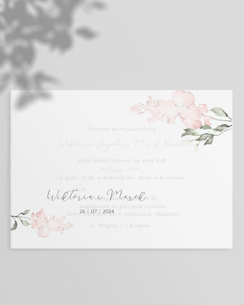 WEDDING INVITATIONS M01-015