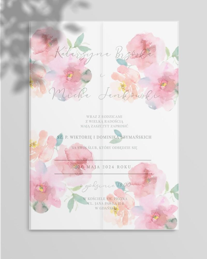 WEDDING INVITATIONS M01-017