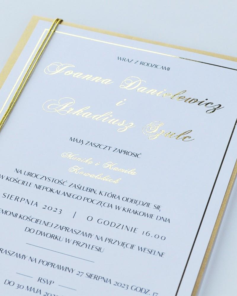 WEDDING INVITATIONS M02-012