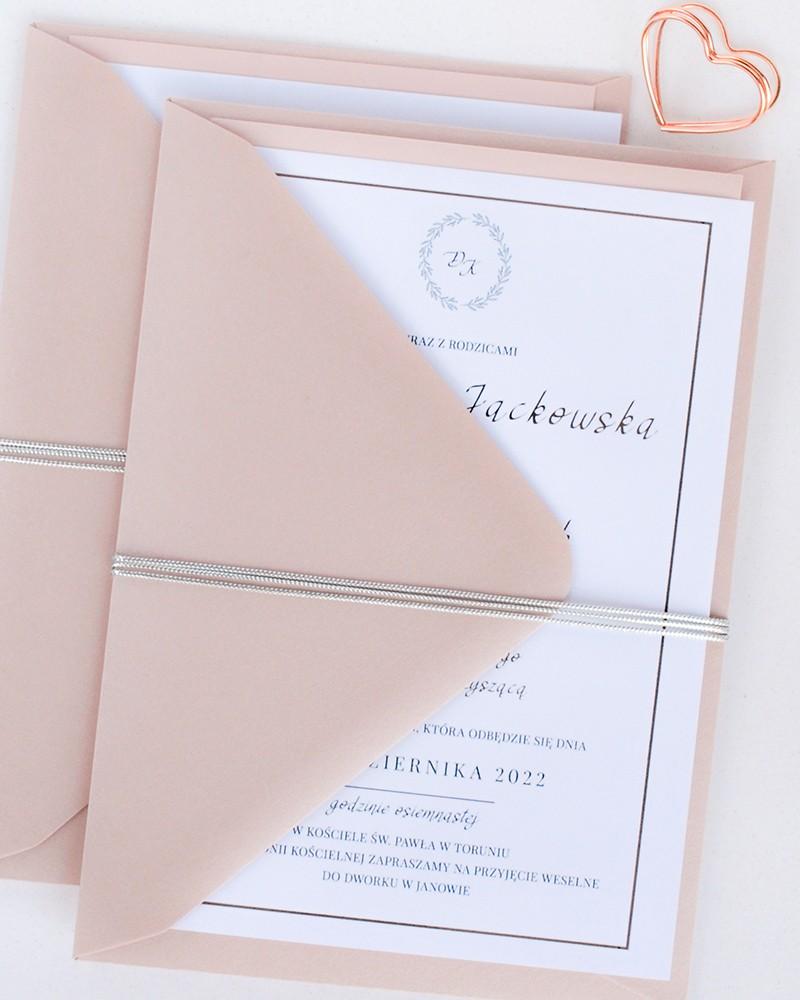 WEDDING INVITATIONS M02-015